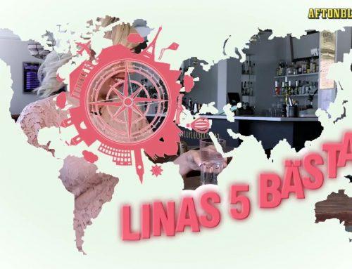 Linas 5 bästa (juli)