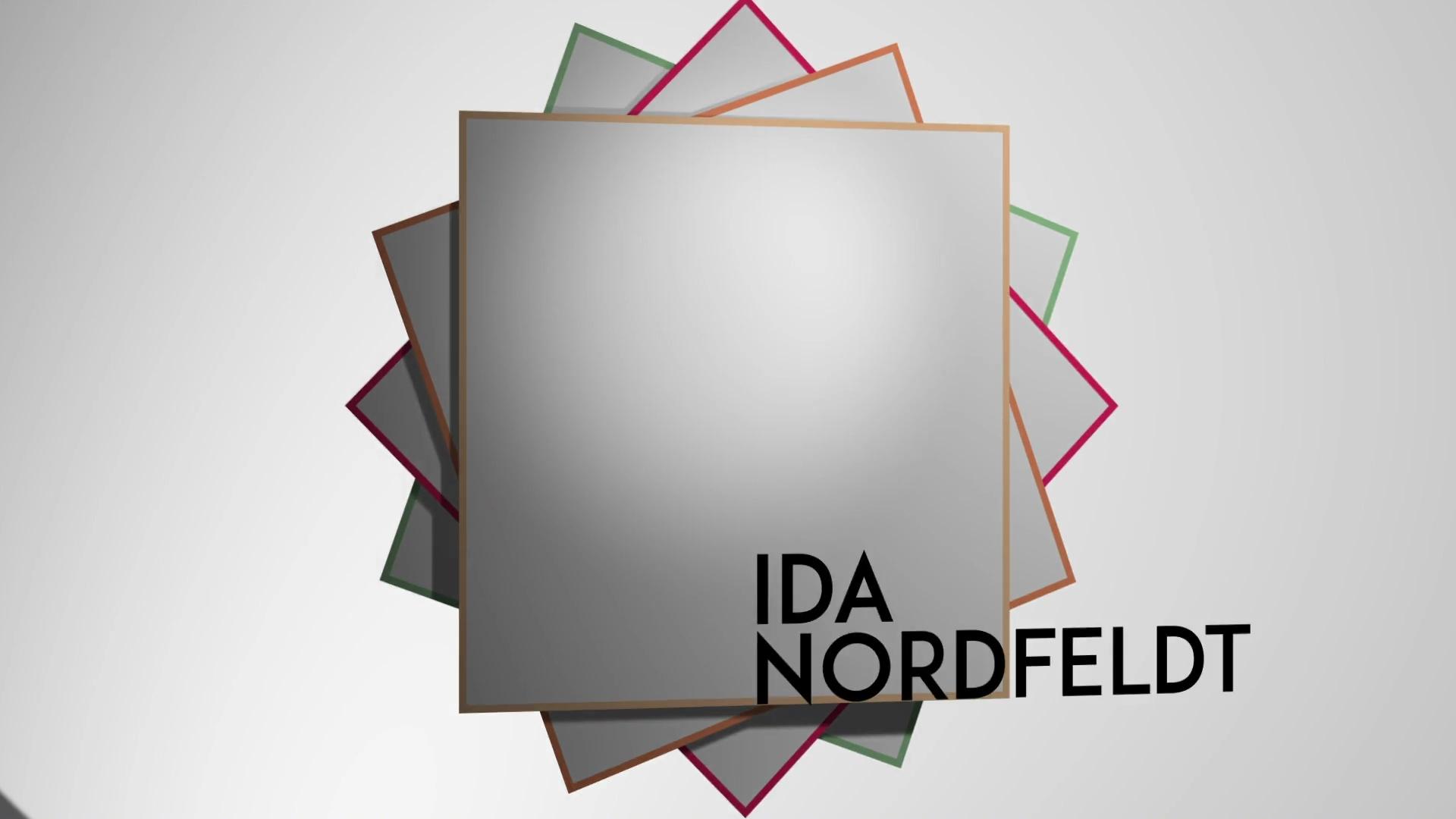 Ida Nordfeldt 3D-animation