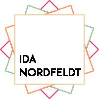 Ida Nordfeldt Logotyp